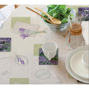 Elegant  York Tablecloth with Non woven backing